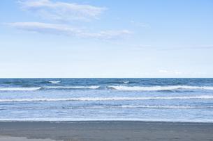 浜辺風景3の写真素材 [FYI01171809]