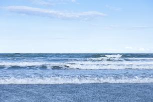 浜辺風景2の写真素材 [FYI01171813]