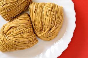 蝦子麺の写真素材 [FYI01172697]