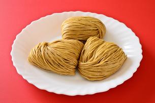 蝦子麺の写真素材 [FYI01172699]