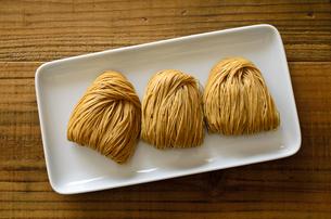 蝦子麺の写真素材 [FYI01172704]
