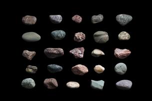石の標本2の写真素材 [FYI01173064]