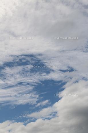 雲の写真素材 [FYI01175756]
