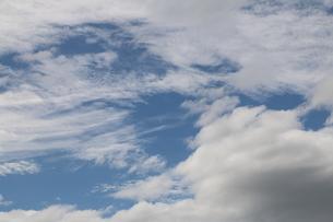 雲の写真素材 [FYI01175760]