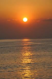 日没の写真素材 [FYI01176088]