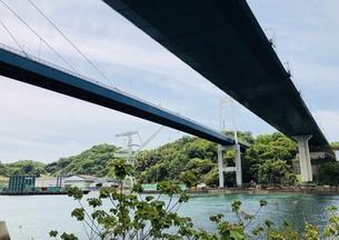 しまなみ海道の写真素材 [FYI01177502]