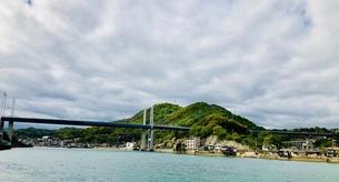 しまなみ海道の写真素材 [FYI01177625]