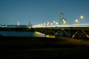 煌びやかな橋の写真素材 [FYI01177766]
