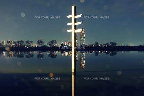 光のダストの写真素材 [FYI01177858]