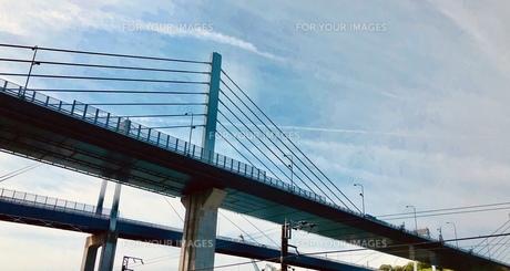 新尾道大橋の写真素材 [FYI01177994]