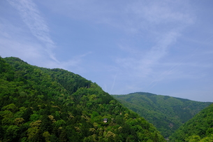 田舎の風景の写真素材 [FYI01178586]