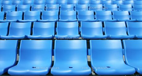 座席の写真素材 [FYI01178938]