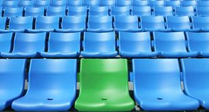 座席の写真素材 [FYI01178939]