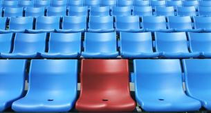 座席の写真素材 [FYI01178941]