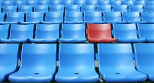 座席の写真素材 [FYI01178942]