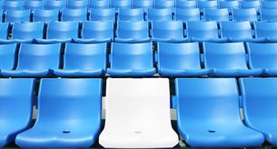 座席の写真素材 [FYI01178943]