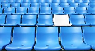座席の写真素材 [FYI01178944]
