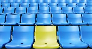 座席の写真素材 [FYI01178945]