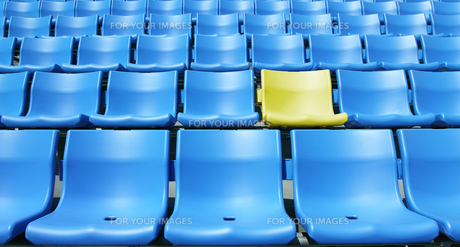 座席の写真素材 [FYI01178946]