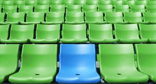 座席の写真素材 [FYI01178947]