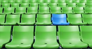 座席の写真素材 [FYI01178948]