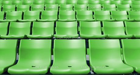 座席の写真素材 [FYI01178949]