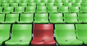 座席の写真素材 [FYI01178950]