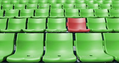 座席の写真素材 [FYI01178951]