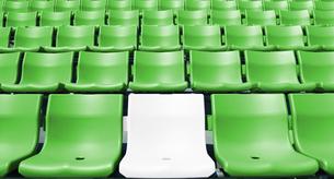 座席の写真素材 [FYI01178952]