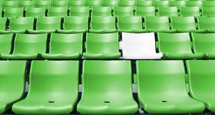 座席の写真素材 [FYI01178953]