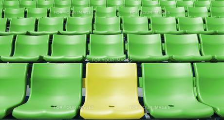 座席の写真素材 [FYI01178954]