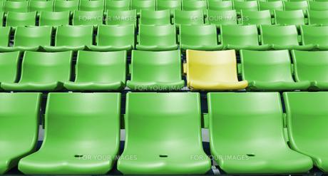 座席の写真素材 [FYI01178955]