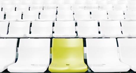 座席の写真素材 [FYI01178983]