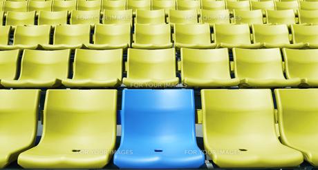 座席の写真素材 [FYI01178985]
