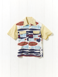 アロハシャツの写真素材 [FYI01179315]