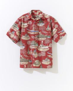 アロハシャツの写真素材 [FYI01179362]