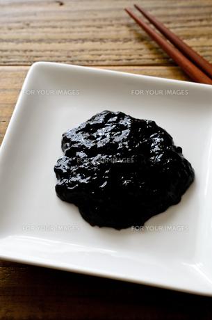 海苔の佃煮の写真素材 [FYI01179606]