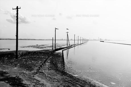 江川海岸①の写真素材 [FYI01179629]