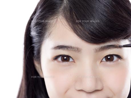 女性ビューティーイメージの写真素材 [FYI01179993]