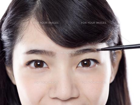 女性ビューティーイメージの写真素材 [FYI01179994]