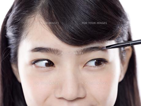 女性ビューティーイメージの写真素材 [FYI01179995]