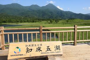 知床五湖公園の写真素材 [FYI01180414]