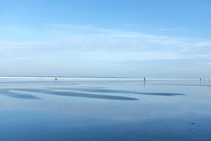 クタビーチの写真素材 [FYI01180516]