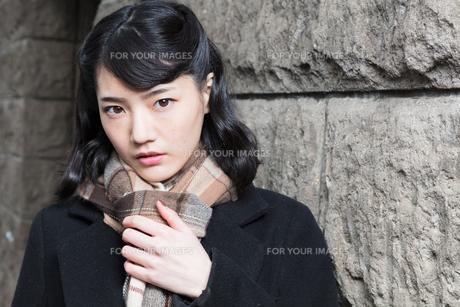 女性ファッションイメージの写真素材 [FYI01180540]