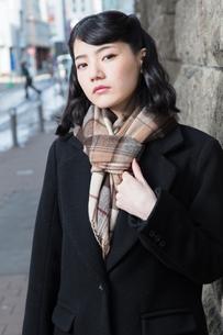 女性ファッションイメージの写真素材 [FYI01180541]