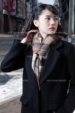 女性ファッションイメージの写真素材 [FYI01180555]