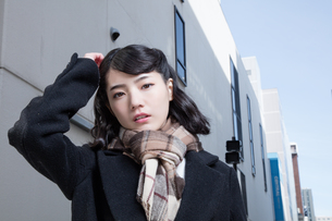 女性ファッションイメージの写真素材 [FYI01180556]