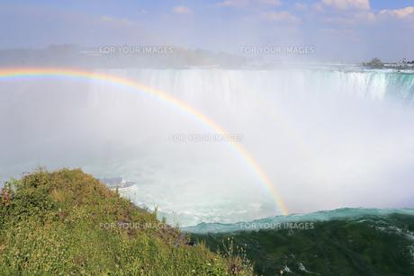 ナイアガラの滝の写真素材 [FYI01181230]