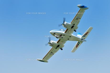 ラジコン飛行機の写真素材 [FYI01181303]