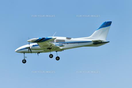 ラジコン飛行機の写真素材 [FYI01181304]